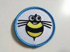 HuBee - PATCH - 7x7cm - PARCHE - Hook & Loop backing