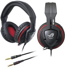 ASUS Orion PRO Black/Red Headband Headsets Only headphones