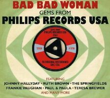 Bad Bad Woman-Gems From Philips Records USA 1962 2-CD NEW SEALED Paul & Paula+