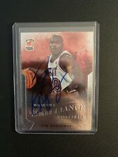 Tim Hardaway Signed 2012/13 Panini Brilliance Card #230