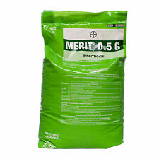 Merit Insecticide Granules 30 Lbs Imidacloprid Grub Control Grub Killer by Bayer