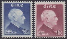 IRELAND - 1957 Birth Bicentenary of John Redmond (2v) - UM / MNH