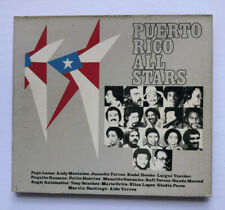 Puerto Rico All-Stars Vol. 1 Salsa COMBO RSCD1904 2002 Puerto Rico
