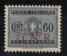 ITALIA RSI - Sassone BRESCIA 54/I  nuovo non linguellato **