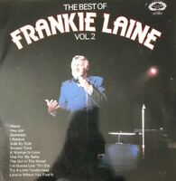 The Best Of FRANKIE LAINE Vol. 2. ~ 1969 VINYL LP ~ HALLMARK LABEL Mint .
