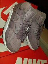 Nike Air Trainer SC High PRM Bo Jackson Baseball Athletic Sneaker Taupe Grey 10