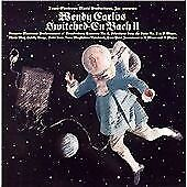 Wendy Carlos - Switched-On Bach II (2) (CD) Brand New Sealed