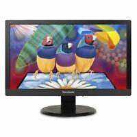 """Viewsonic Value Va2055sa 20"""" Led Lcd Monitor 16:9 25ms 1920X1080 VGA Only"""
