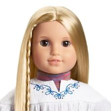 """NEW American Girl 18"""" Doll Julie with Book & Accessories Retired Set Blonde"""