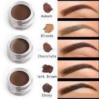 Women Eyebrow Tint Enhancer Cream Waterproof Long Lasting Eye Brow Gel Cosmetic