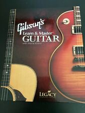 Gibson's Learn and Master Guitar With Steve Keens 19 Dvd/5 Cd set *Missing 1 DVD