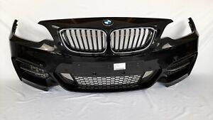 BMW 2er M Sport F22 Coupe Stoßstange vorne Frontschürze PDC 475 black-sapphire