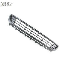 5G0853671 Front Center Bumper Grille With Chrome Frame For VW Golf