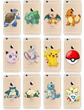 Pokémon Silicone/Gel/Rubber Cases & Covers for Apple