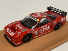 1/43 Starter Honda Acura NSX  GT2 1994 24 Hours LeMans  leather base A1075