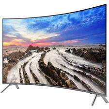 Samsung UN55MU850D 55 4K UHD Curved Smart LED TV