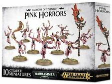 Warhammer Age of Sigmar: Daemons of Tzeentch Pink Horrors GWS 97-12 NIB