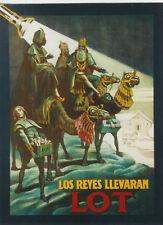 Original Plakat - LOT Los Reyes llevaran
