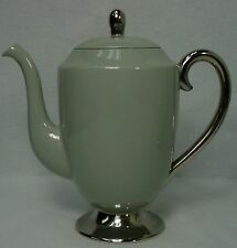 FLINTRIDGE china BROOKMERE MIRAMAR pattern COFFEE POT wiht LID