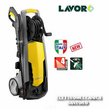 LAVEUSE À PRESSION LOISIRS CROSS 140 WATT 2100 BAR 140 MAX POUR EAU FROIDE LAVOR