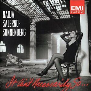 It Ain't Necessarily So / Nadja Salerno-Sonnenberg