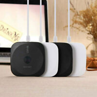 Qi Charger Dock Mobile Phone Charging Pad Stand Mat Wireless For Samsung/iPhone