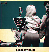 "THE REAL GONE TONES - BACKSEAT BINGO (New 12"" Vinyl LP - Jan 2018) ROCKABILLY"