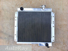 Aluminum Radiator for Toyota Landcruiser Land Cruiser FJ40 FJ45 3 ROW Petrol