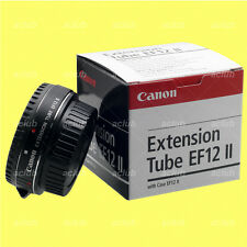Genuine Canon EF12 II Extension Tube EF 12 II EF 12II EF12II