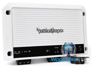 ROCKFORD FOSGATE M1200-1D MARINE AMP 2400W MAX SUBWOOFER SPEAKERS AMPLIFIER NEW