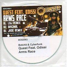 (866A) Botchit & Cyberfunk, Quest ft Odissi - DJ CD