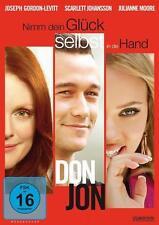 Don Jon Joseph Gordon-Levitt, Scarlett Johansson, Julianne Moore DVD Neu!