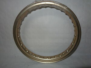 Akront tire 1.85 X 17 original years 80 Akront