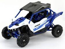 Buggy Yamaha Yxz1000r Blanc & Bleu 1/18 Yxz 1000r SSV