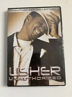 Usher - Unauthorized Collection (DVD) New Factory Sealed