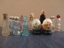 Lot of 12 perfume bottles!
