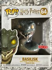 "Funko POP Harry Potter Basilisk 6""  64 Target Exclusive!  NEW!"