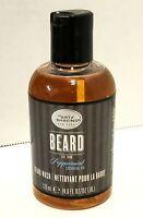 The Art Of Shaving Peppermint Essential Oil BEARD WASH Men 4.0 oz NEW
