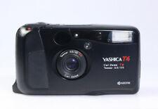 Yashica t4 con Carl Zeiss Tessar 3,5/35mm T *, con 1 anno di garanzia