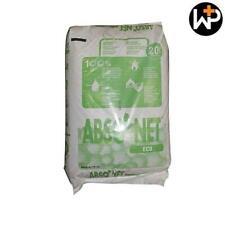 Abso Net Oil/Liquid Absorbent Granules 20L by Workshop Plus
