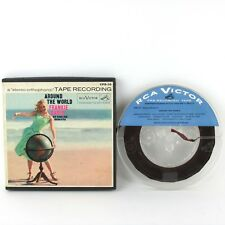 Around The World Frankie Carle  2-Track Reel to Reel Tape RCA CPS 70 In-Line