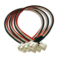 3x 2S Balancer Verlängerung Ladekabel JST-XH 20cm 200mm RC Lipo Kabel Akku 7,4V
