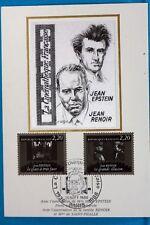 JEAN RENOIR  CINEMA  FRANCE CPA   Carte Postale Maximum  Yt  2438 C