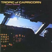 Momoko Kikuchi CD Album TROPIC of CAPRICORN Japan Funk Soul City Pop Synth-pop