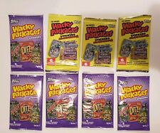 Wacky Packages LOT OF 8 SEALED packs