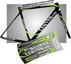CANYON bike ADESIVI stickers decal aufkleber autocollant WELCOME intern. buyers