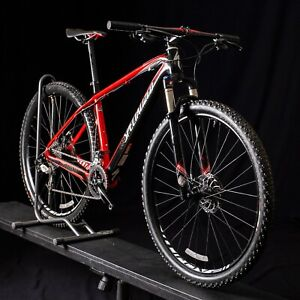 2012 Specialized Stumpjumper Comp Carbon 29er Hardtail Mountain Bike Med 17.5in