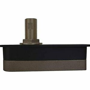 Raymarine CPT-120 Bronze Through Hull Transducer W/10M Cable - Includes High ...