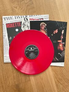 ROXETTE – LOOK SHARP! LIMITED RED ROTES VINYL LP REISSUE (SEALED, NEU) 80s 80er