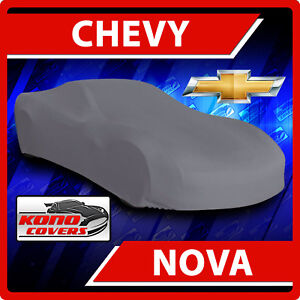1968-1974 Chevy Nova 4-Door CAR COVER - ULTIMATE® HP 100% All Season Custom-Fit
